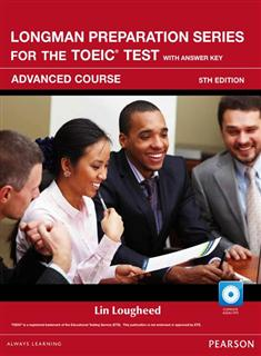 TOEIC測驗書Longman Preparation Series for the New TOEIC Test: Advanced Course