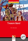 Helbling Readers Red Series Level 3: Treasure Island (with MP3)