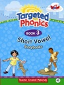 Targeted Phonics Book 3: Short Vowel Storybooks (with MP3)