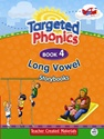 Targeted Phonics Book 4: Long Vowel Storybooks (with MP3)