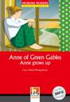 Helbling Readers Red Series Level 3: Anne of Green Gables Anne grows up (with MP3)