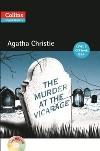 Collins English Readers:The Murder at the Vicarage with CD