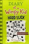 Diary of a Wimpy Kid #8: Hard Luck (International edition)