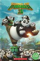 Scholastic Popcorn Readers Level 3: Kung Fu Panda 3 with CD
