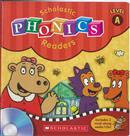 Phonics Readers A (Book 1~12 with 2 audio CD)